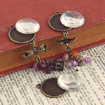 Prima - Vintage Trinkets Collection - Metal Embellishments - Mix 1