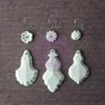 Prima - Archival Cast Collection - Relics and Artifacts - Plaster Embellishments - Chandelier Pendants III