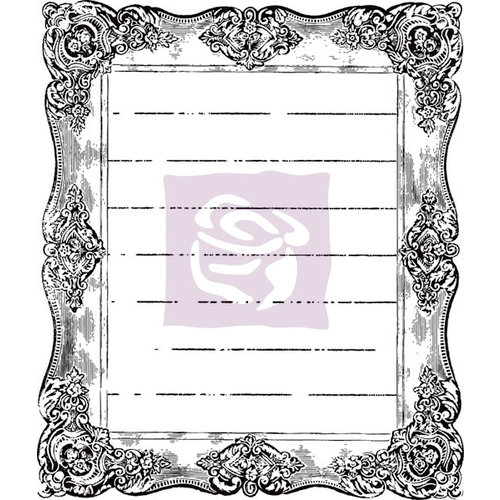 Prima - Divine Collection - Clear Acrylic Stamps - One