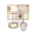 Prima - Fairy Rhymes Collection - Journaling Notecards