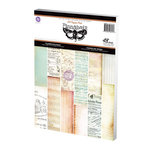 Prima - Finnabair - Vintage Vanity Collection - A4 Paper Pad