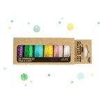 Prima - Finnabair - Art Extravagance - Glitter Set - Abloom