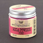 Prima - Finnabair - Art Ingredients - Mica Powder - Pink