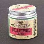 Prima - Finnabair - Art Ingredients - Mica Powder - Green