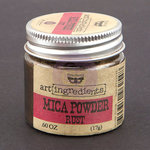 Prima - Finnabair - Art Ingredients - Mica Powder - Rust
