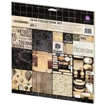 Prima - Cartographer Collection - 12 x 12 Collection Kit