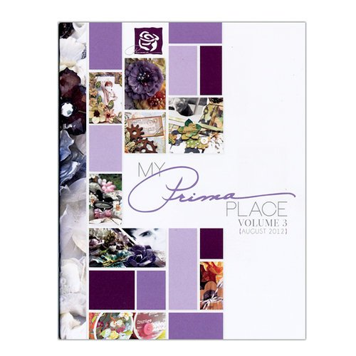 Prima - My Prima Place Idea Book - Volume 3