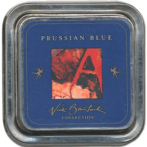 Nick Bantock Ink Pads - Prussian Blue