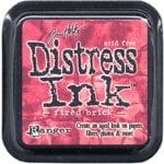 Ranger Ink - Tim Holtz Distress Ink Pads - Fired Brick