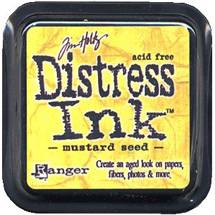 Tim Holtz Distress Ink Pads - Mustard Seed