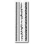 Paper Trunk - Gigi Collection - Clear Border Stamps, CLEARANCE