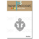 Paper Smooches - Dies - Anchor