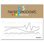 Paper Smooches - Dies - Borders 1