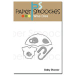 Paper Smooches - Dies - Baby Shower