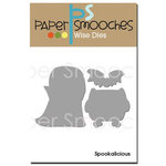 Paper Smooches - Dies - Halloween - Spookalicious