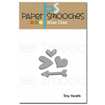 Paper Smooches - Dies - Tiny Hearts