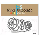 Paper Smooches - Dies - Roses