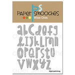 Paper Smooches - Dies - Alphawhimsy