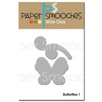 Paper Smooches - Dies - Butterflies 1