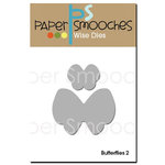 Paper Smooches - Dies - Butterflies 2