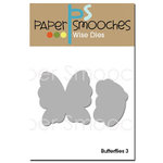 Paper Smooches - Dies - Butterflies 3