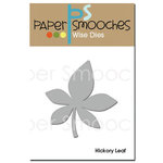 Paper Smooches - Dies - Hickory Leaf