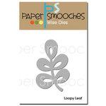 Paper Smooches - Dies - Loopy Leaf