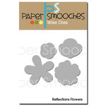 Paper Smooches - Dies - Reflections Flowers