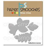 Paper Smooches - Dies - Reflections Leaves