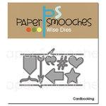 Paper Smooches - Dies - Cardbooking