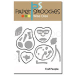 Paper Smooches - Dies - Fruit People