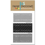 Paper Smooches - Clear Acrylic Stamps - Kissables 1