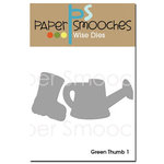Paper Smooches - Dies - Green Thumb 1