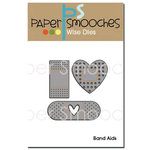 Paper Smooches - Dies - Band Aids
