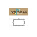 Paper Smooches - Dies - Frame Four