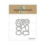 Paper Smooches - Dies - Sugar Rush Icons
