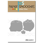 Paper Smooches - Dies - Little Lovin 2