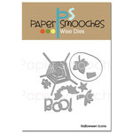 Paper Smooches - Dies - Halloween Icons