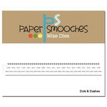 Paper Smooches - Dies - Dots and Dashes