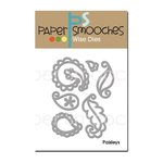 Paper Smooches - Dies - Paisleys