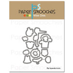 Paper Smooches - Dies - Pip Squeaks Icons