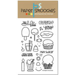 Paper Smooches - Clear Acrylic Stamps - Sugar Rush