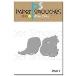 Paper Smooches - Dies - Dinos 1