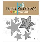 Paper Smooches - Dies - Stars