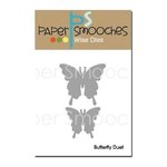 Paper Smooches - Dies - Butterfly Duet