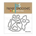 Paper Smooches - Dies - Ahoy Icons