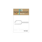 Paper Smooches - Dies - File Folder