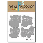 Paper Smooches - Dies - Nine Lives