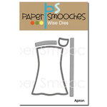 Paper Smooches - Dies - Apron