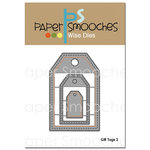 Paper Smooches - Dies - Gift Tags 2